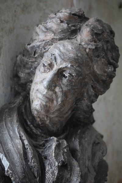 Buste sculpté